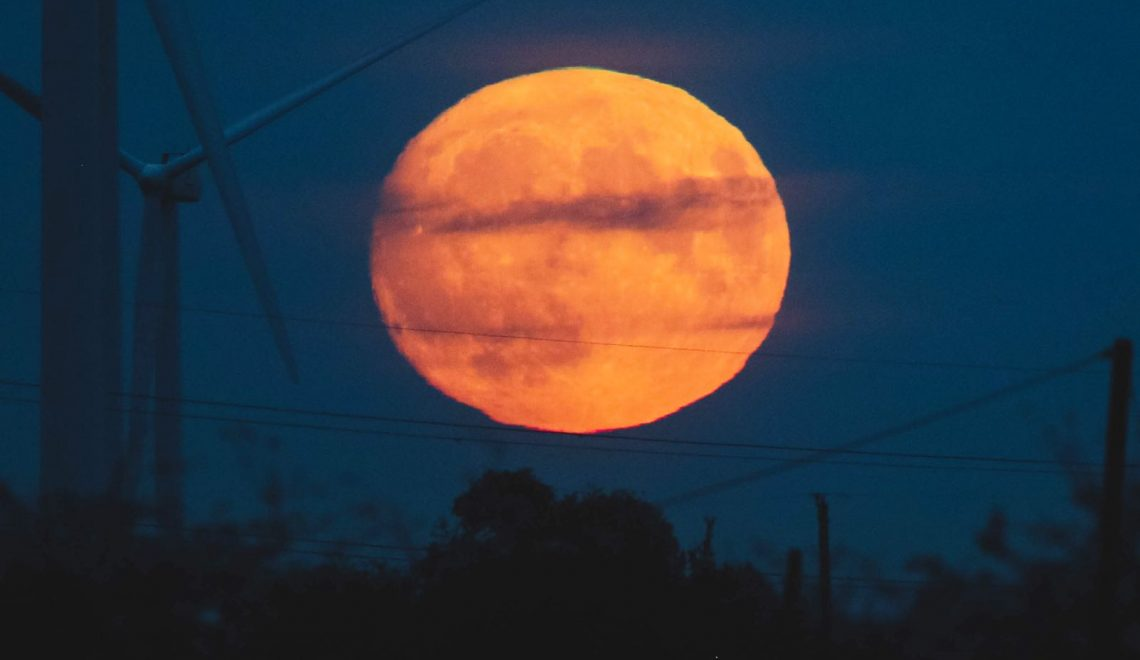 Feel the Effects of the Supermoon 14th November 2016